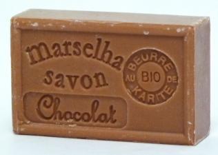 Savon de Marseille: Schokolade