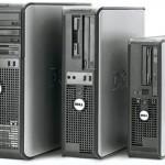 HP, Dell, IBM, Acer gebrauchte Computer