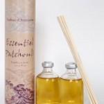 Großhandel Raumbedufter Patchouli, 2 x 50 ml mit Holzstäbchen