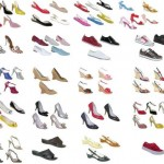 Schuhe Posten Stocklotsware aus Spanien