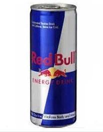 Red Bull 250 ml - aus Überproduktion