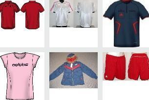 Adidas Textilien Michpakete Sonderposten