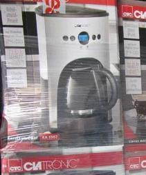Clatronic Kaffeemaschinen Kundenretouren Mixware