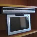 JGC Küchen DVD Player Unterbau B-Ware