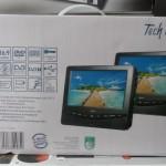 DPP 1226-070Twin DVD / TV-Profi Twin-Set von Tech