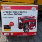 Generator Kraft 3000 Watt