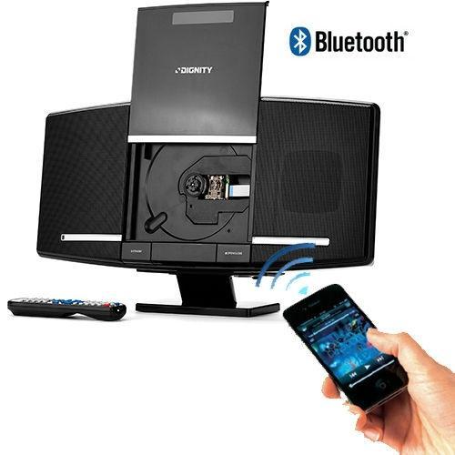 DIGNITY Bluetooth Turm mit DVD