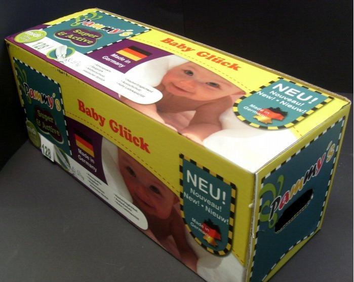 Babywindel Großhandel - Pammy Windeln