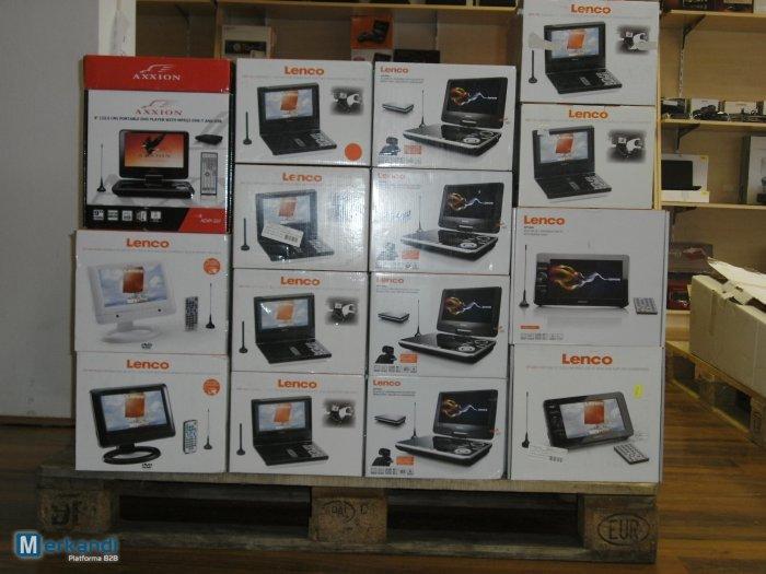 Portabler DVD Player Restposten