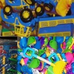 Spielzeug Rückläufer Paletten