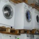 Ungeprüfte Retourenware Waschmaschine