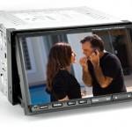 Doppel Din Autoradio mit DVD und Navigation