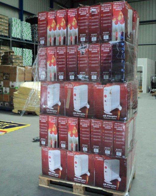 Heizung - Heizkörper Containerware