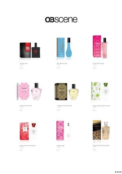Diverse Parfüms - Restposten
