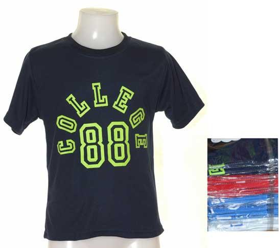 Kinder T-Shirt - Shirt - Shirts 88 College 2-12 J