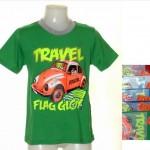 Kinder Shirt - T-Shirts Travel 4-12 Jahre