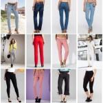 Damen Marken Jeans