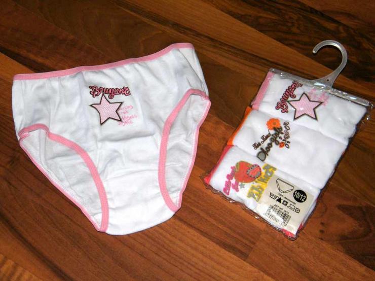 Sonderposten Kinder Unterwäsche Slip