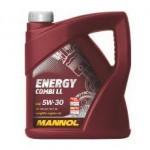 5l Motorenöl Mannol Energy Combi LL 5W30 Longlife