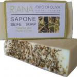 Natürliche Olivenseifen