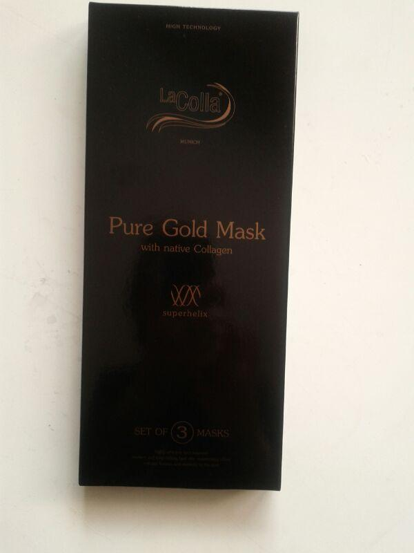 LaColla Pure Gold Mask with native Collagen