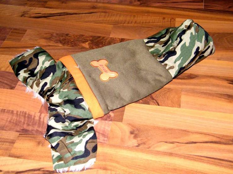Hundebekleidung Mantel