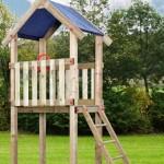 Spielturm Beauty Woodini Kinderspielturm