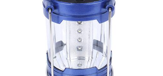 Camping LED Lampe Restposten