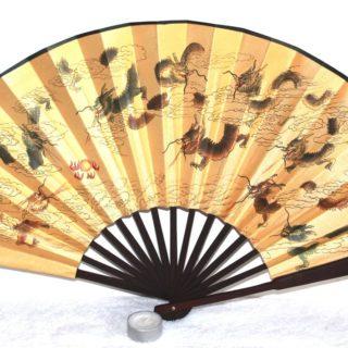 Holz Fächer aus Asien