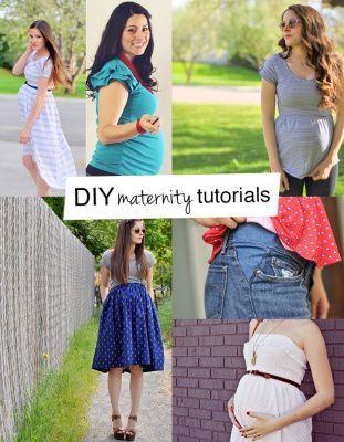 Französische Maternity Kleidung aus Ladenauflösung
