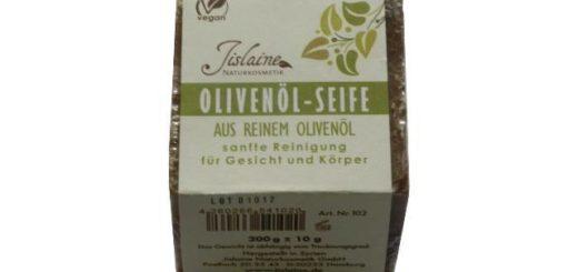 """""""Benessere"""" Reine Bio-Olivenölseifen"""