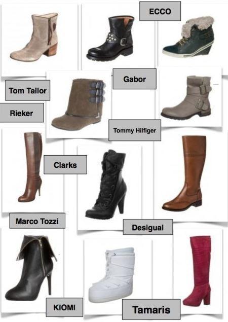 Marken Schuhe Sonderposten für Export