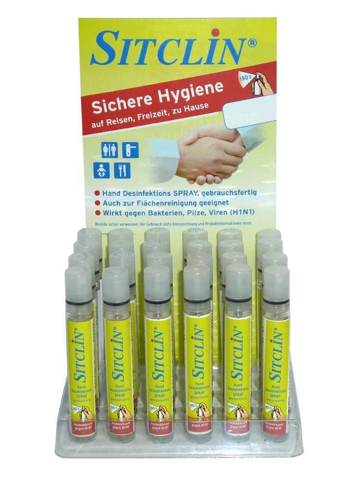 SITCLIN Desinfektionsspray