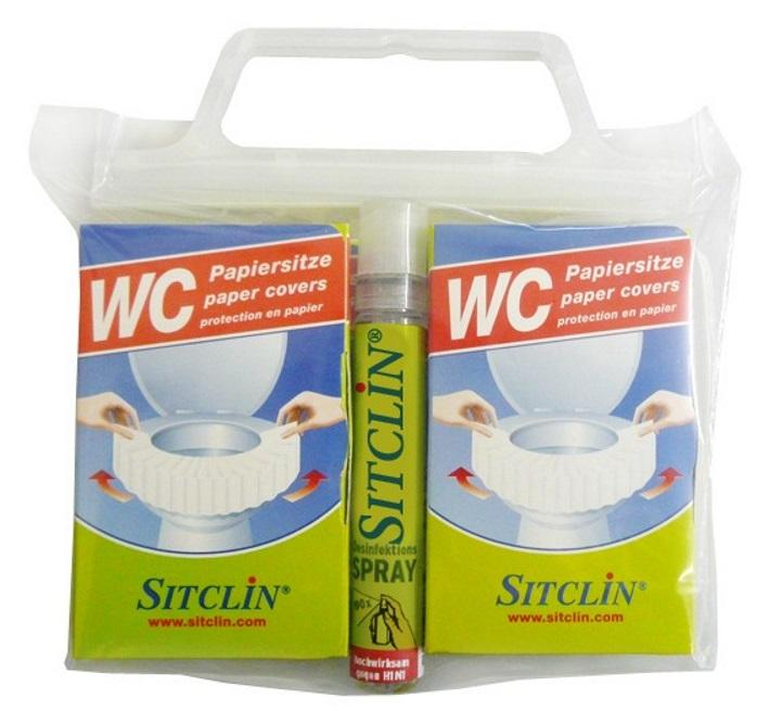 SITCLIN Reisehygiene-Set
