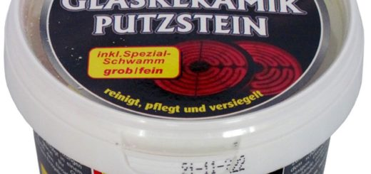 SUPERCLIN Glaskermaik-Putzstein