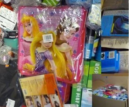 Spielzeuge Haushalt Werkzeuge Restposten Paletten