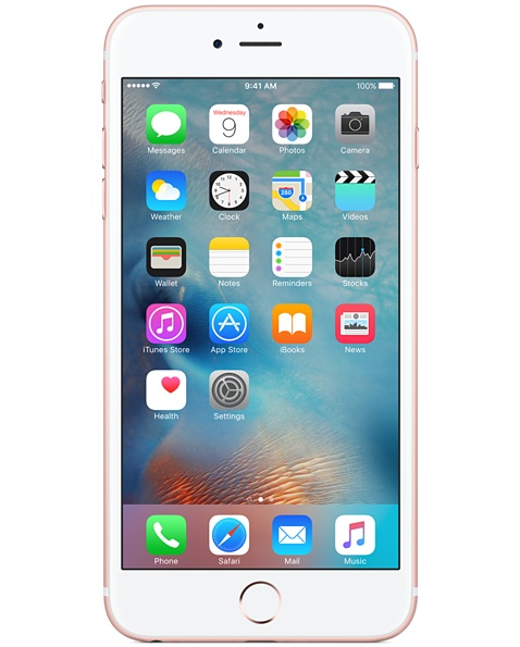 Apple iPhone 6 PLUS Handy – 128 GB in Grau, Silber oder Gold