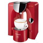 Grosser Posten Kaffeemaschine TASSIMO TAS5546 in Rot