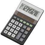 SHARP EL-R277 Taschenrechner Grosshandel günstig abzuverkaufen
