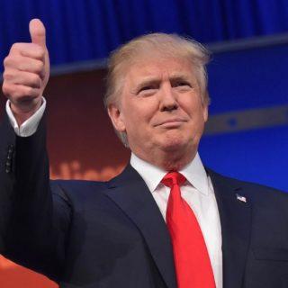 Donald Trump Faschingsmasken 350 Stück nur Grosshandel