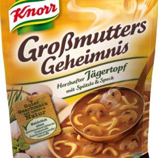 Knorr Eintöpfe selber Kochen - in der Tüte