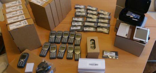 Nokia 3210 großer Posten für Einzelhändler