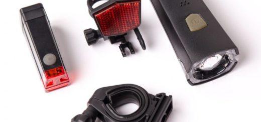 Fahrrad Beleuchtung Lampe Licht LED