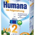 Sonderposten Humana Folgemilch HA2 & Tee