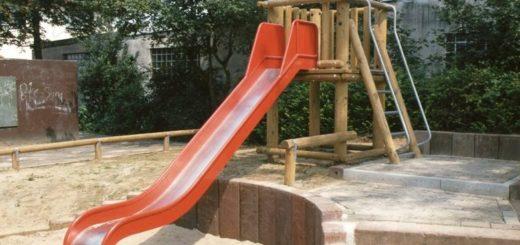 Spielgeräte für Kinder = draußen - deutscher Hersteller