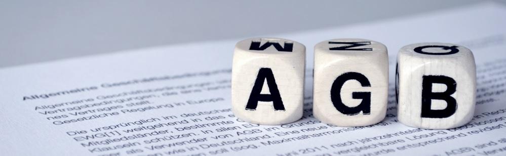 AGB Generator Allgemeine Geschäftsbedinguen erstellen