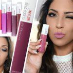 Großhandel Kosmetik Meybelline Lippenstifte verschiedene Farben