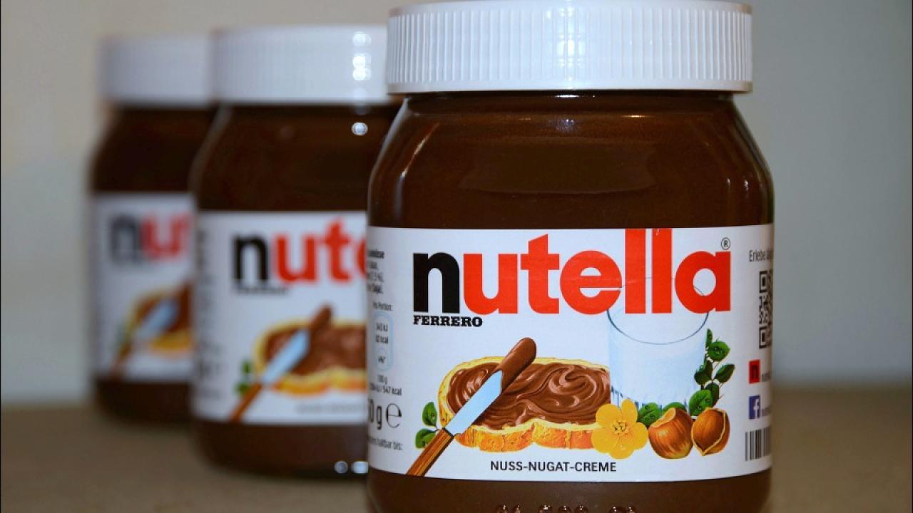 Lebensmittel aus Überproduktion Pringles, Nutella Großhandel