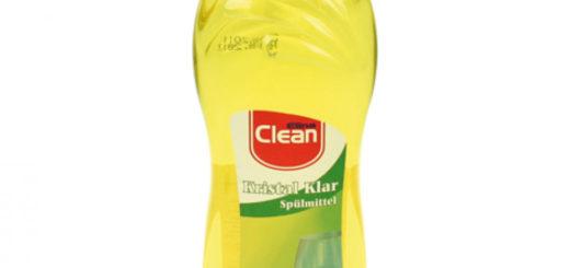 Spülmittel 1l CLEAN Zitrone