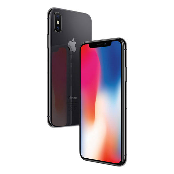 NEU - Apple iPhone X - 256 GB (entsperrt) - Space grau